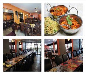 restaurant indien villeurbanne*